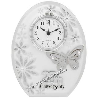 ceas cadou aniversare 25 de ani casatorie