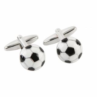 butoni minge de fotbal cadou pentru coleg echipa de fotbal