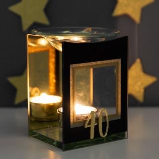Lampa aromaterapie pentru chef de 40 ani