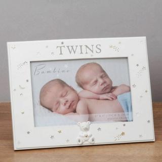 Rama foto alba Twins Gemeni